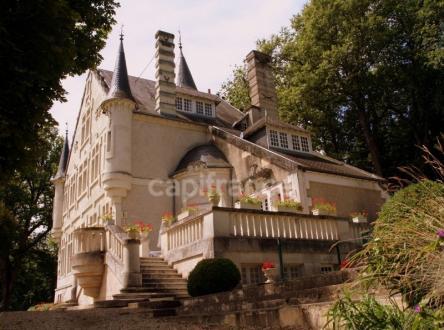 Luxus-Schloss / Herrenhaus zu verkaufen POITIERS, 401 m², 7 Schlafzimmer