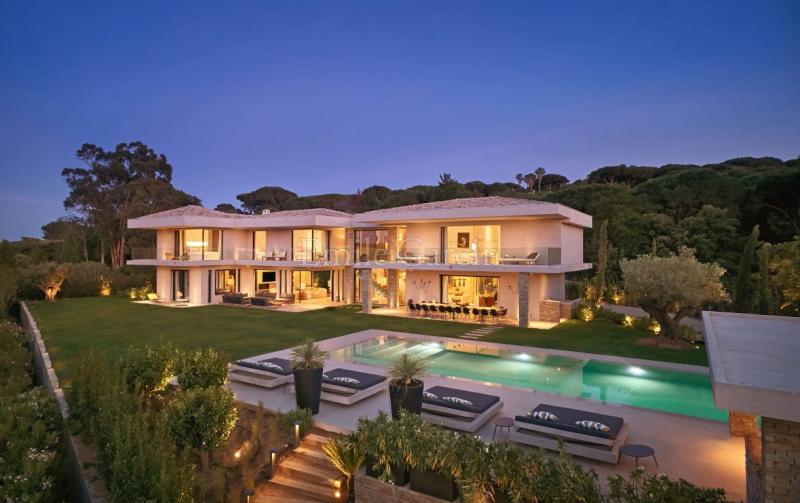 Maison de luxe à louer SAINT TROPEZ, 600 m², 6 Chambres,