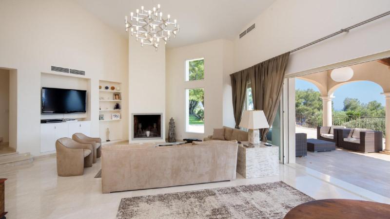 Rental Prestige House CAP D'AIL