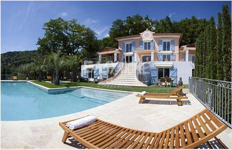 Villa de prestige GRASSE, 415 m², 6 Chambres, 3465000€