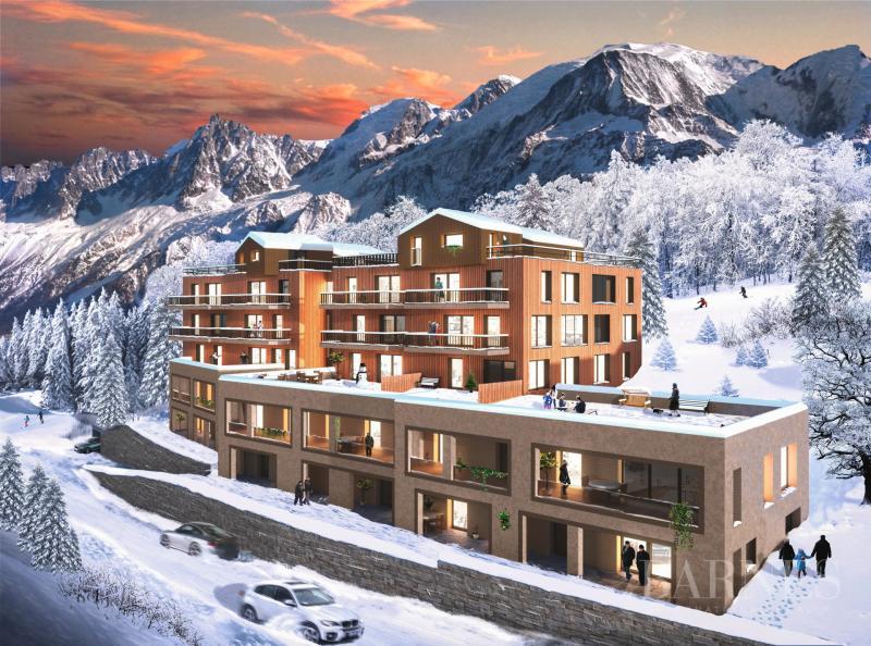 Appartement de prestige LES HOUCHES, 88 m², 3 Chambres, 729000€