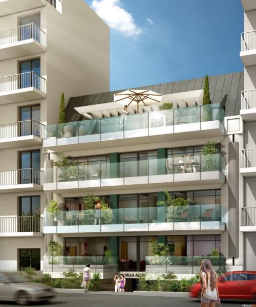Appartamento di prestigio LA BAULE ESCOUBLAC, 76 m², 4 Camere, 970000€