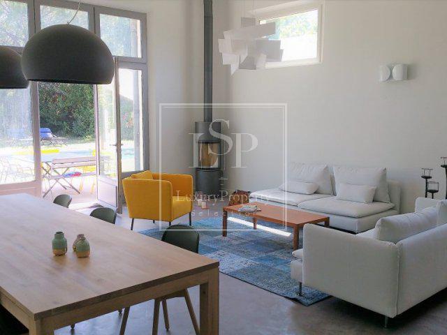 Luxury House for rent SAINT REMY DE PROVENCE, 200 m², 4 Bedrooms,