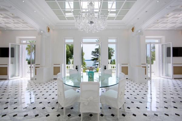 Maison de luxe à louer CANNES, 8 Chambres
