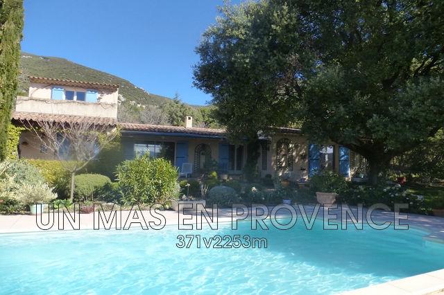 Verkoop Prestigieuze Villa RUSTREL
