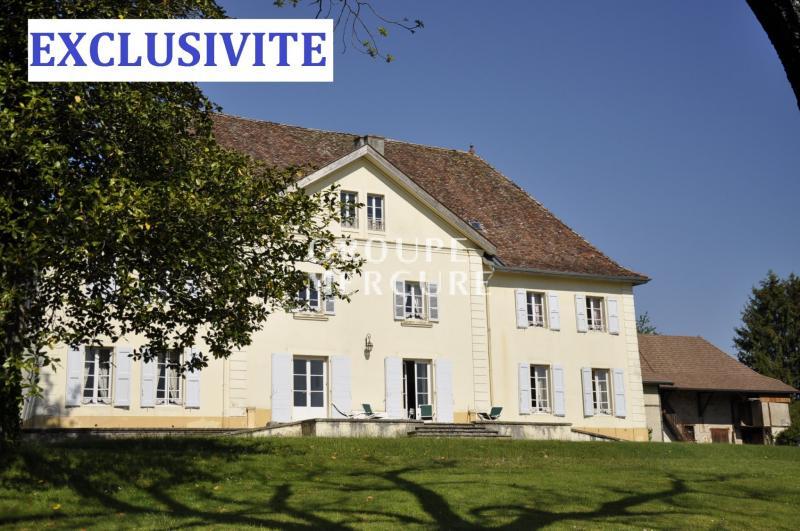 Prestige-Schloss / Herrenhaus CHIMILIN, 470 m², 9 Schlafzimmer, 890000€