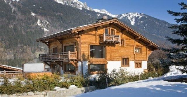 Luxus-Chalet  zu vermieten CHAMONIX MONT BLANC, 280 m², 6 Schlafzimmer