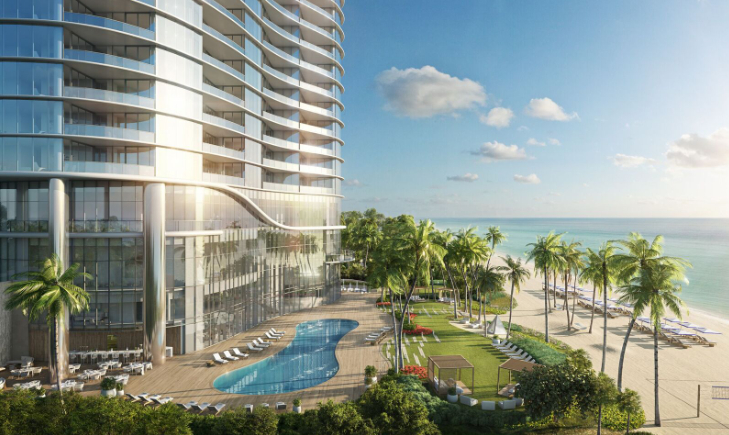 Appartamento di prestigio FLORIDE, 286 m², 3 Camere, 3470000€
