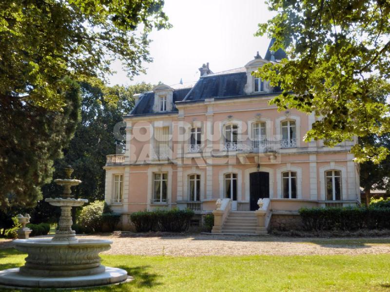 Verkauf Prestige-Schloss / Herrenhaus SAINT FARGEAU