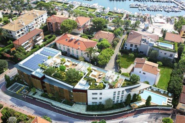 Appartement de prestige SAINT JEAN CAP FERRAT, 129 m², 2 Chambres, 2880000€