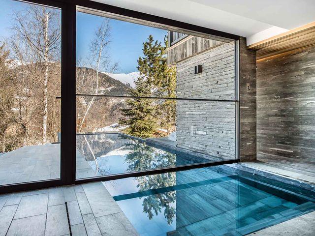 Casale di lusso in affito COURCHEVEL, 568 m², 6 Camere,