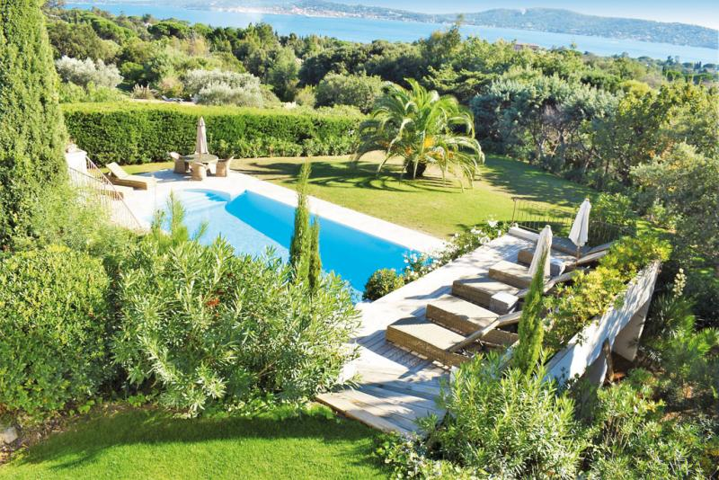Luxury House for rent SAINT TROPEZ,