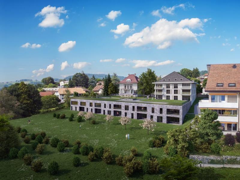 Appartement de prestige Saint-Légier-La Chiésaz, 119 m², 995 000 CHF