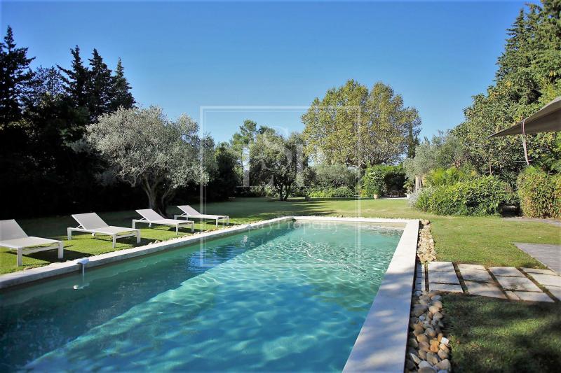Luxury House for rent SAINT REMY DE PROVENCE, 420 m², 6 Bedrooms
