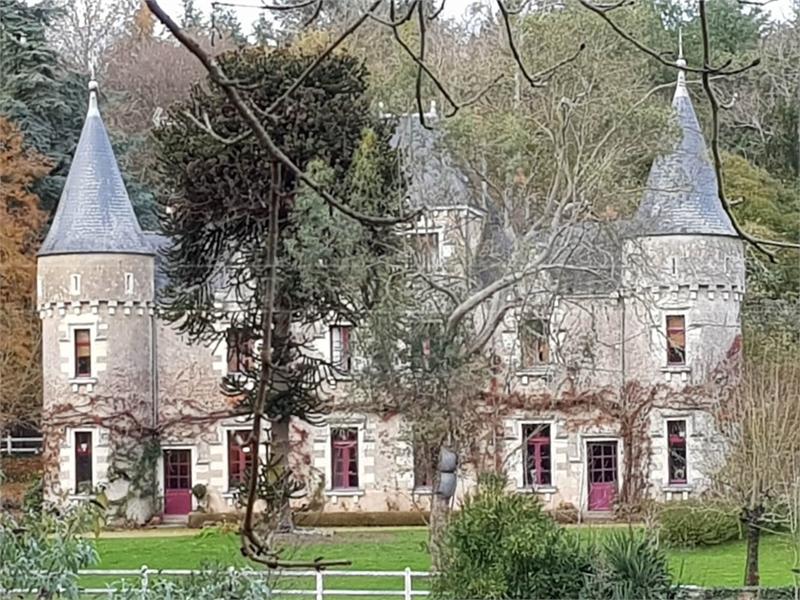 Verkoop Prestigieuze Kasteel/landhuis PONTCHATEAU