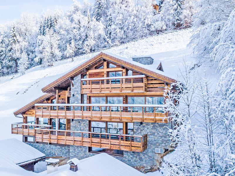 Chalet de prestige HAUTE SAVOIE, 500 m², 4 Chambres, 3990000€