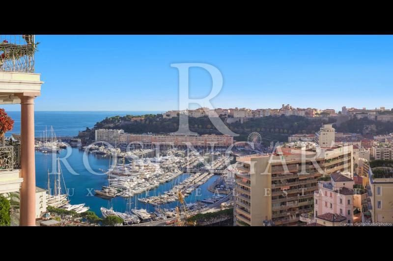 Appartement de prestige Monaco, 116 m², 2 Chambres