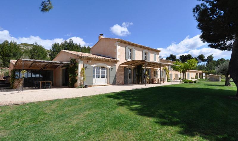 Location Maison de prestige MAUSSANE LES ALPILLES
