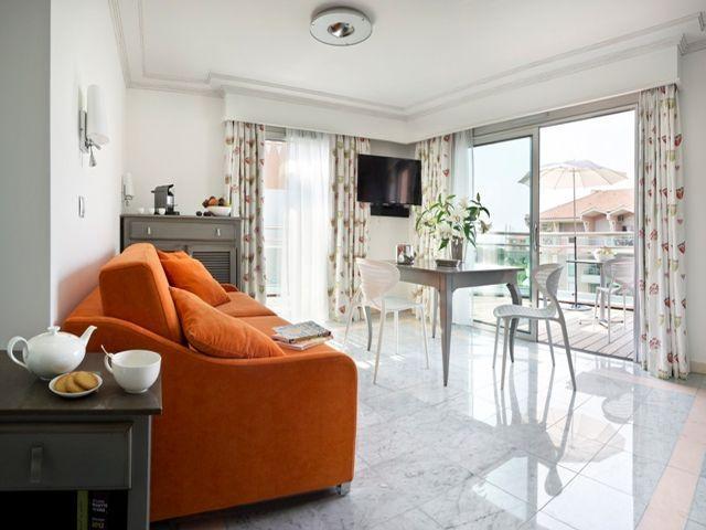 Luxus-Wohnung zu vermieten FREJUS, 45 m², 2 Schlafzimmer,