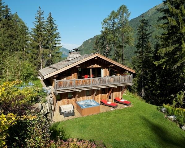 Chalet de luxe à louer CHAMONIX MONT BLANC, 120 m², 3 Chambres