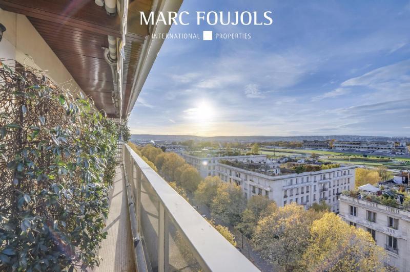 Prestige Apartment PARIS 16E, 157 m², 3 Bedrooms