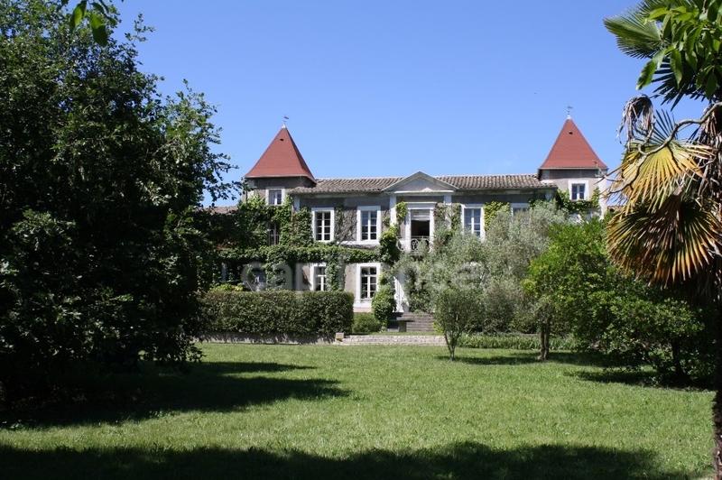 Verkoop Prestigieuze Kasteel/landhuis CARCASSONNE
