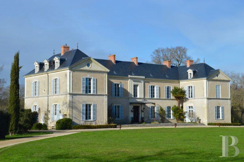 Vente Château / Manoir de prestige ANGERS