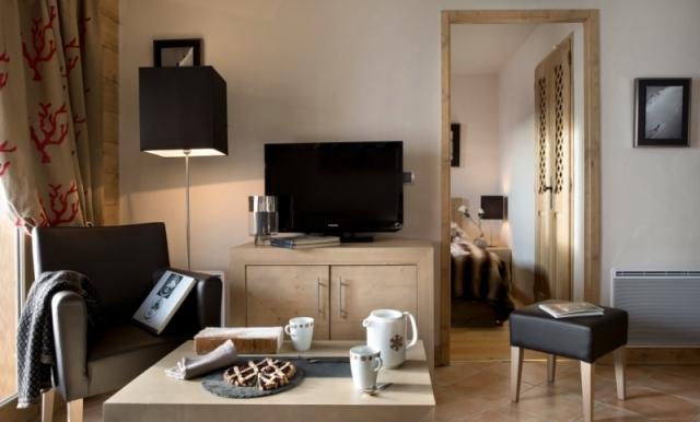 Luxury Apartment for rent L'ALPE D'HUEZ, 50 m², 2 Bedrooms,