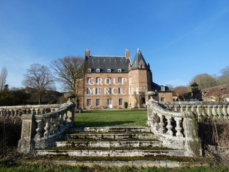Prestigieuze Kasteel/landhuis CHAUMONT EN VEXIN, 814 m², 13 Slaapkamers, 1300000€