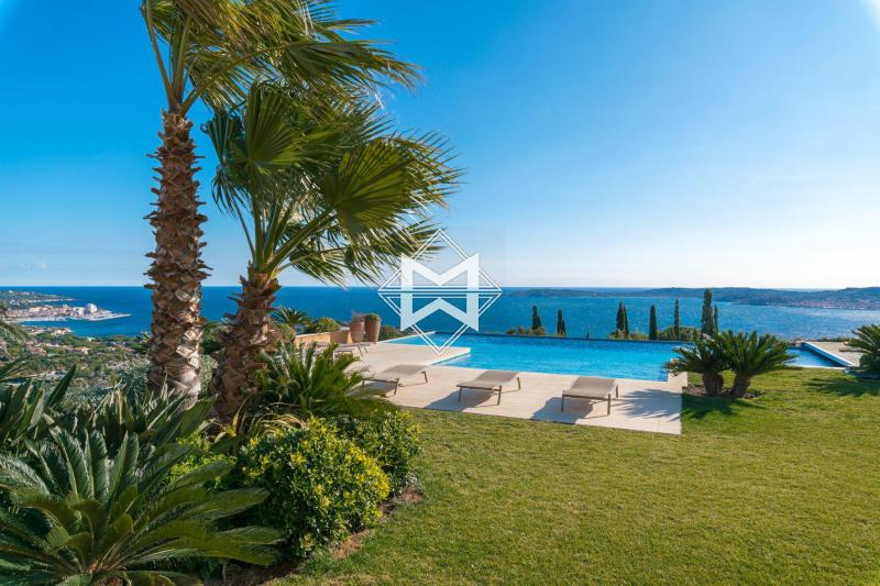 Verkauf Prestige-Villa GRIMAUD