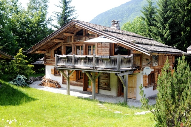 Luxury Chalet for rent CHAMONIX MONT BLANC, 200 m², 5 Bedrooms