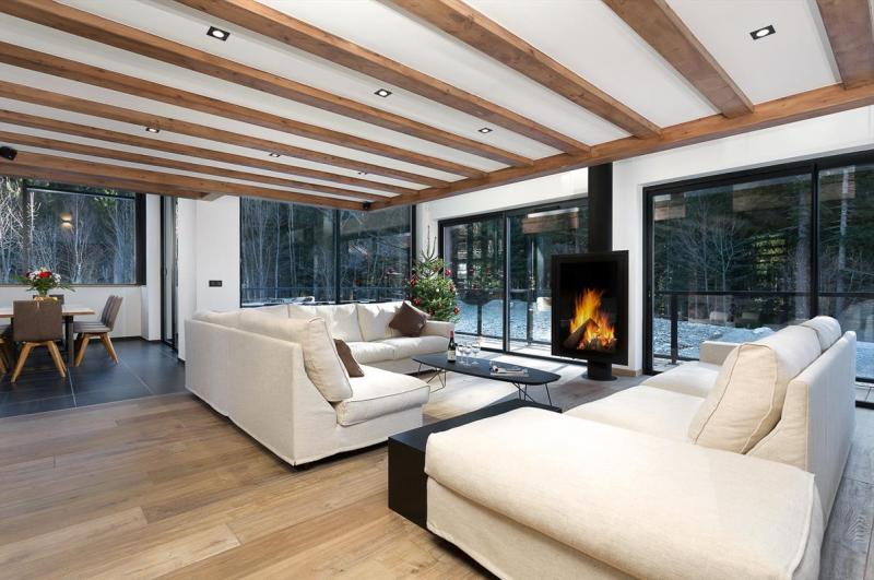 Chalet de luxe à louer CHAMONIX MONT BLANC, 330 m², 6 Chambres,