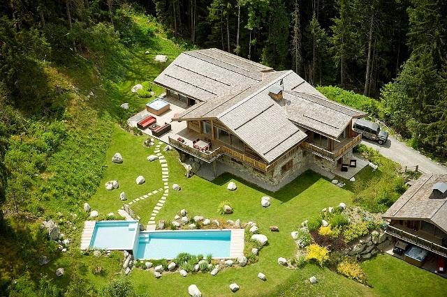 Maison de luxe à louer CHAMONIX MONT BLANC, 463 m²