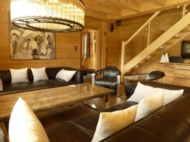 Chalet de luxe à louer ARGENTIERE, 170 m², 5 Chambres
