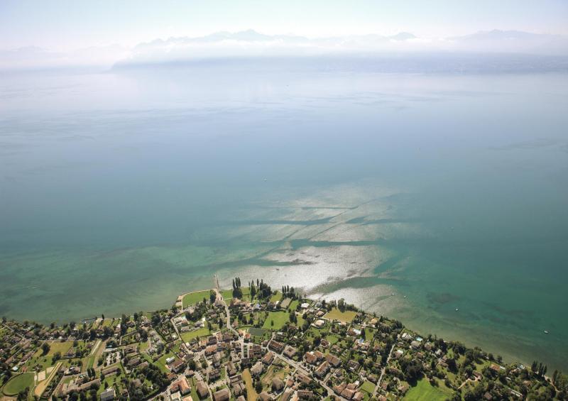Terrain de prestige Saint-Sulpice, 12500000CHF