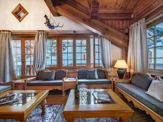Casale di lusso in affito COURCHEVEL, 210 m², 5 Camere,