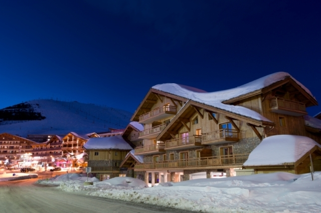 Luxury Apartment for rent L'ALPE D'HUEZ, 85 m², 4 Bedrooms,