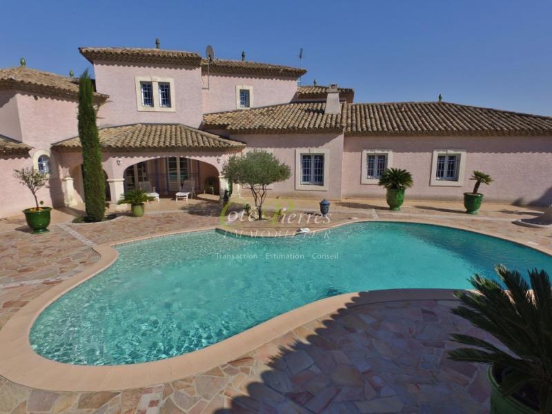 Vente Villa de prestige CASTELNAU LE LEZ