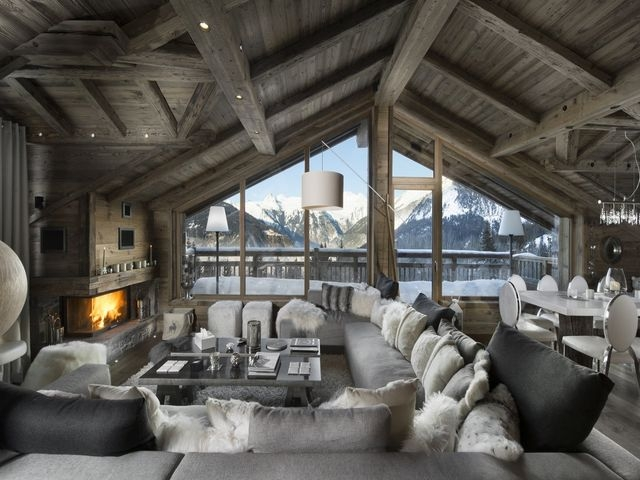Luxury Chalet for rent COURCHEVEL, 220 m², 5 Bedrooms,
