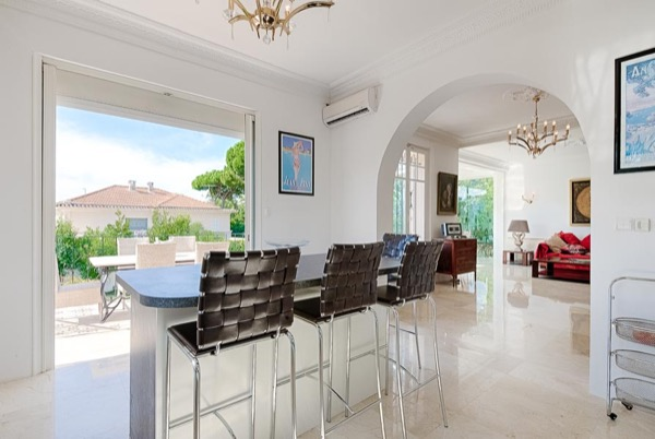 Luxury House for rent ANTIBES, 5 Bedrooms,