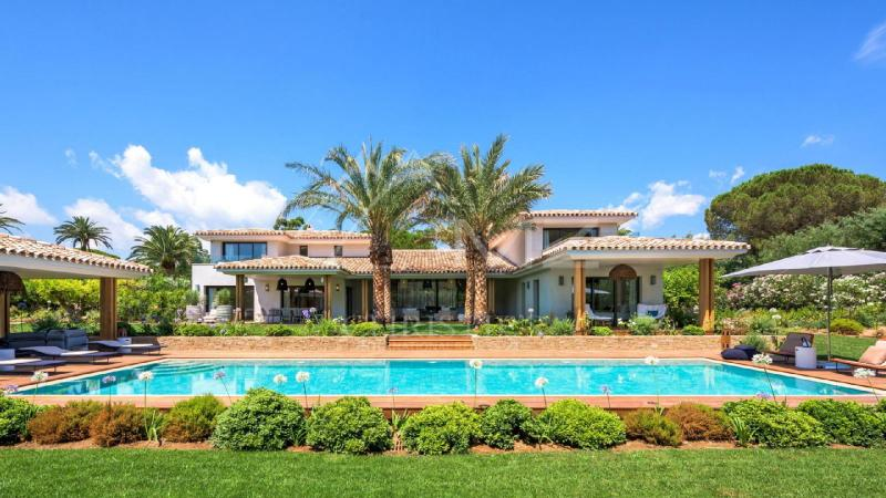 Sale Prestige House SAINT TROPEZ