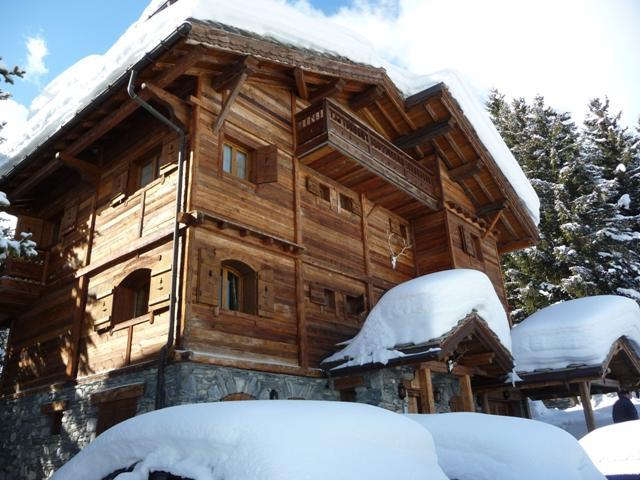 Chalet de luxe en location COURCHEVEL, 350 m², 7 Chambres