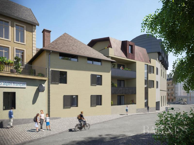 Verkauf Prestige-Wohnung AIX LES BAINS