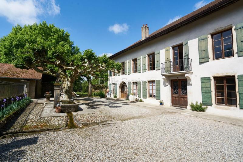 Prestige House DIVONNE LES BAINS, 600 m², 7 Bedrooms, €3500000