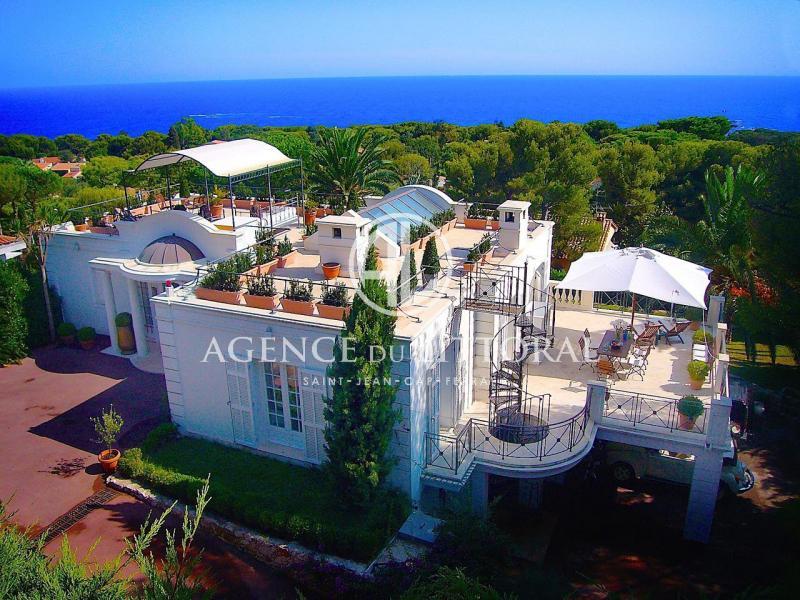 Maison de luxe à louer SAINT JEAN CAP FERRAT, 250 m², 6 Chambres,
