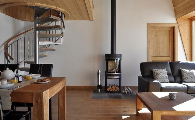 Luxus-Wohnung zu vermieten CHAMONIX MONT BLANC, 130 m², 4 Schlafzimmer,