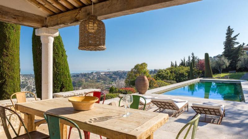 Maison de luxe à louer VENCE, 600 m², 5 Chambres,