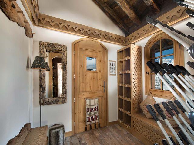 Casale di lusso in affito COURCHEVEL, 300 m², 6 Camere,