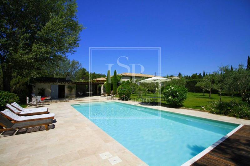 Luxury House for rent SAINT REMY DE PROVENCE, 330 m², 4 Bedrooms,