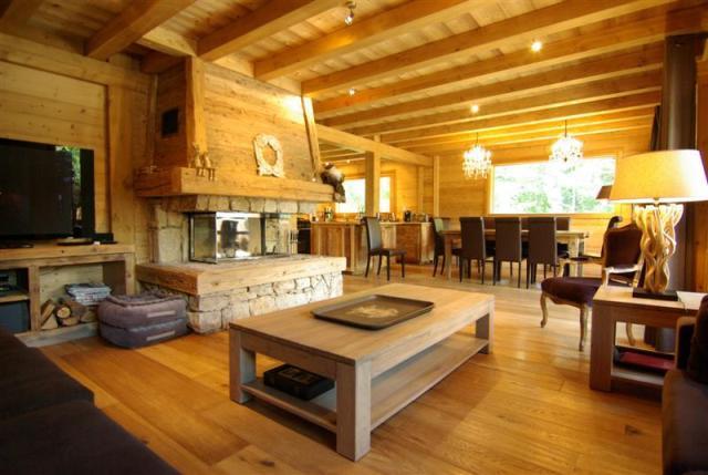 Maison de luxe à louer CHAMONIX MONT BLANC
